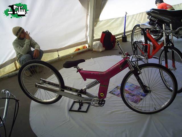 Bicicletas tuning de lo nuestro lo mejor - Como guardar bicis en un piso ...